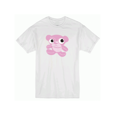 Unisex Pink Pampered Tee
